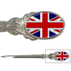 Union Jack Flag Uk Patriotic Letter Openers by Celenk