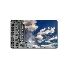 Chrysler Building America New York Magnet (name Card) by Celenk