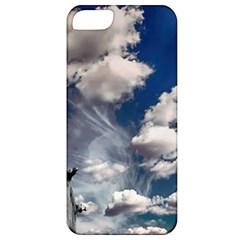 Chrysler Building America New York Apple Iphone 5 Classic Hardshell Case by Celenk