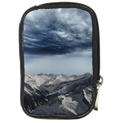 Mountain Landscape Sky Snow Compact Camera Cases by Celenk