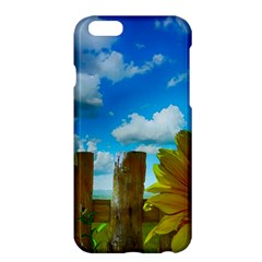 Sunflower Summer Sunny Nature Apple Iphone 6 Plus/6s Plus Hardshell Case
