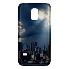 New York America New York Skyline Galaxy S5 Mini by Celenk