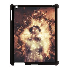Science Fiction Teleportation Apple Ipad 3/4 Case (black) by Celenk