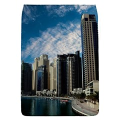 Skyscraper City Architecture Urban Flap Covers (s)  by Celenk
