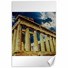 Athens Greece Ancient Architecture Canvas 24  X 36  by Celenk