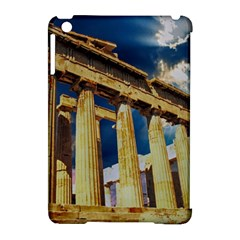 Athens Greece Ancient Architecture Apple Ipad Mini Hardshell Case (compatible With Smart Cover) by Celenk
