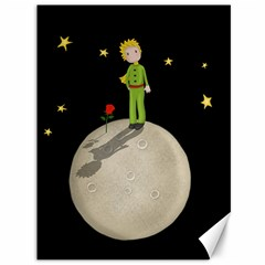 The Little Prince Canvas 36  X 48   by Valentinaart