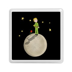 The Little Prince Memory Card Reader (square)  by Valentinaart