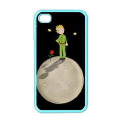 The Little Prince Apple Iphone 4 Case (color) by Valentinaart
