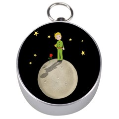 The Little Prince Silver Compasses by Valentinaart