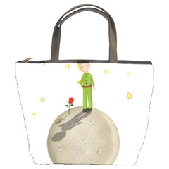 The Little Prince Bucket Bags by Valentinaart