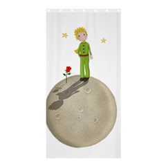 The Little Prince Shower Curtain 36  X 72  (stall)  by Valentinaart