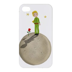 The Little Prince Apple Iphone 4/4s Hardshell Case by Valentinaart