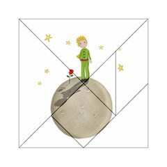The Little Prince Acrylic Tangram Puzzle (6  X 6 ) by Valentinaart