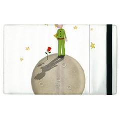 The Little Prince Apple Ipad 3/4 Flip Case by Valentinaart