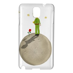The Little Prince Samsung Galaxy Note 3 N9005 Hardshell Case by Valentinaart