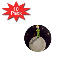 The Little Prince 1  Mini Magnet (10 Pack)  by Valentinaart