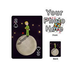 The Little Prince Playing Cards 54 (mini)  by Valentinaart