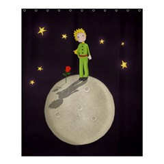 The Little Prince Shower Curtain 60  X 72  (medium)  by Valentinaart