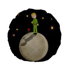 The Little Prince Standard 15  Premium Round Cushions by Valentinaart