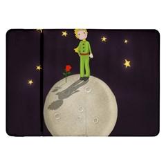 The Little Prince Samsung Galaxy Tab 8 9  P7300 Flip Case by Valentinaart