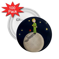 The Little Prince 2 25  Buttons (100 Pack)  by Valentinaart
