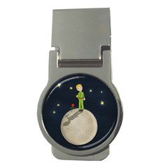 The Little Prince Money Clips (round)  by Valentinaart