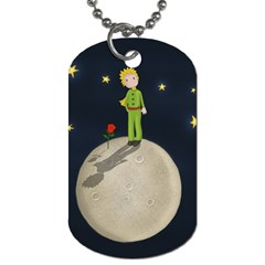 The Little Prince Dog Tag (two Sides) by Valentinaart