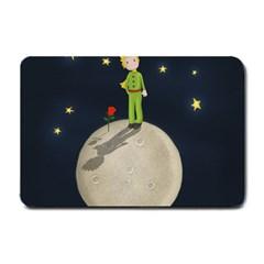 The Little Prince Small Doormat  by Valentinaart