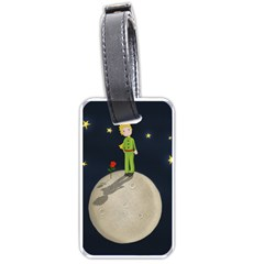The Little Prince Luggage Tags (one Side)  by Valentinaart