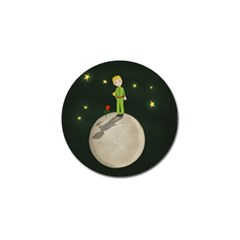 The Little Prince Golf Ball Marker by Valentinaart