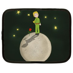 The Little Prince Netbook Case (xl)  by Valentinaart