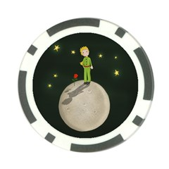 The Little Prince Poker Chip Card Guard by Valentinaart