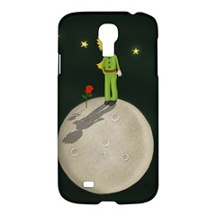 The Little Prince Samsung Galaxy S4 I9500/i9505 Hardshell Case by Valentinaart