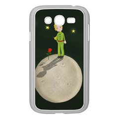 The Little Prince Samsung Galaxy Grand Duos I9082 Case (white) by Valentinaart