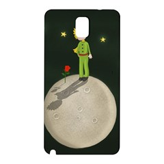 The Little Prince Samsung Galaxy Note 3 N9005 Hardshell Back Case by Valentinaart