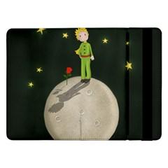 The Little Prince Samsung Galaxy Tab Pro 12 2  Flip Case by Valentinaart