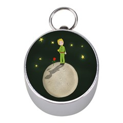 The Little Prince Mini Silver Compasses by Valentinaart
