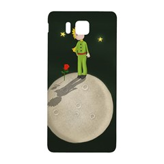 The Little Prince Samsung Galaxy Alpha Hardshell Back Case by Valentinaart