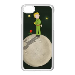 The Little Prince Apple Iphone 7 Seamless Case (white) by Valentinaart