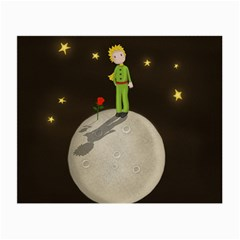 The Little Prince Small Glasses Cloth (2 Side) by Valentinaart