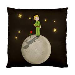 The Little Prince Standard Cushion Case (one Side) by Valentinaart