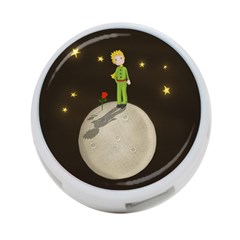 The Little Prince 4 Port Usb Hub (two Sides)  by Valentinaart