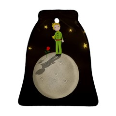 The Little Prince Bell Ornament (two Sides) by Valentinaart