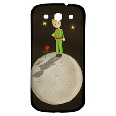 The Little Prince Samsung Galaxy S3 S Iii Classic Hardshell Back Case by Valentinaart