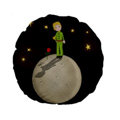 The Little Prince Standard 15  Premium Round Cushions by Valentinaart
