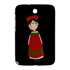 Frida Kahlo Doll Samsung Galaxy Note 8 0 N5100 Hardshell Case  by Valentinaart