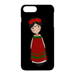Frida Kahlo Doll Apple Iphone 8 Plus Hardshell Case