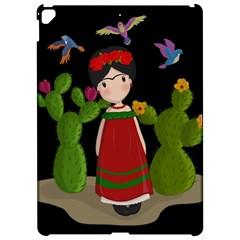Frida Kahlo Doll Apple Ipad Pro 12 9   Hardshell Case by Valentinaart