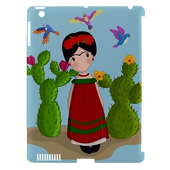 Frida Kahlo Doll Apple Ipad 3/4 Hardshell Case (compatible With Smart Cover) by Valentinaart
